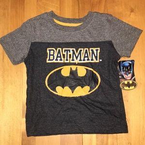 Batman Toddler Boys Brand New T-shirt Size 3T